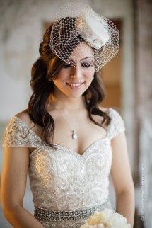 Menyasszonyi kalap 7, Bridal hat 7 Forrás:www.etsy.com