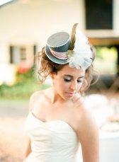Menyasszonyi kalap 9, Bridal hat 9 Forrás:www.etsy.com
