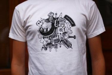 Screen Printed T-Shirt