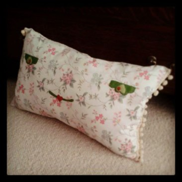 Cushion by Heather Fitt