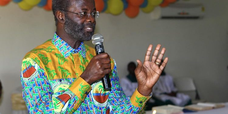 Founder of the Progressive People's Party (PPP), Dr Papa Kwesi Nduom