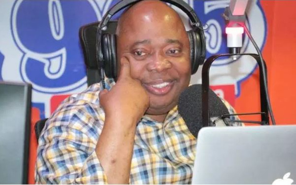 Radio presenter Kwame Adinkra sacked from EIB