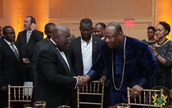 National Cathedral Fundraising Dinner: A table for $10,000; chair, $1,000 – Duncan-Williams