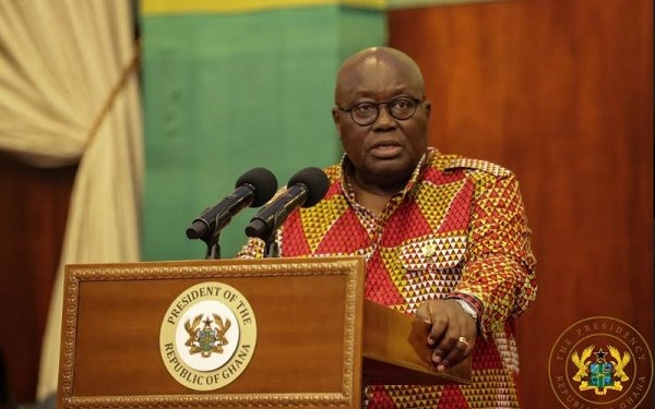 'Ban on illegal mining not lifted' – President Akufo-Addo