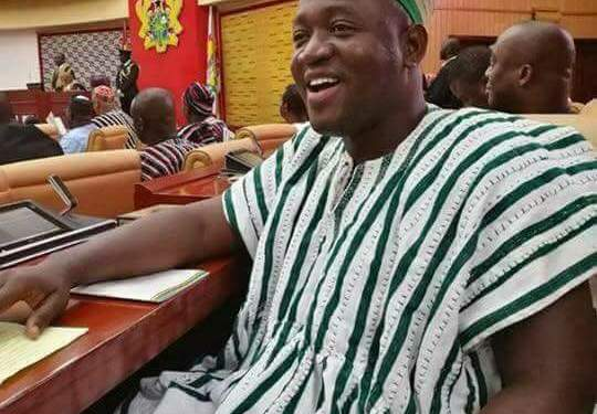 Member of Parliament for Tamale North, Alhassan Suhuyini