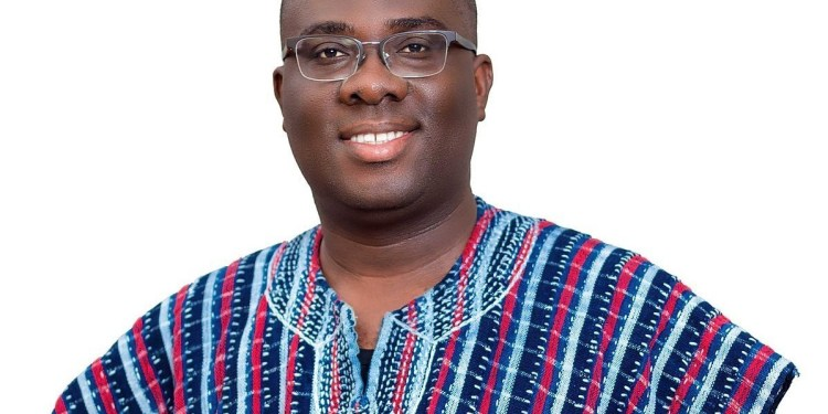 National Organiser of the New Patriotic Party, (NPP) Sammi Awuku