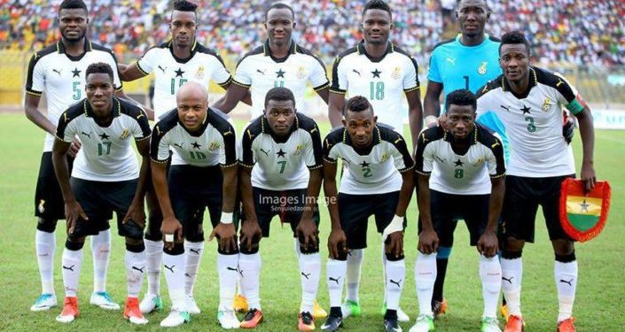 The Black Stars have been drawn in Group F of the 2019 AFCON