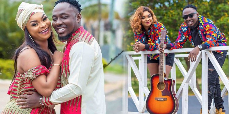 Actress Beverly Afaglo honours Choirmaster on their 7th wedding anniversary
