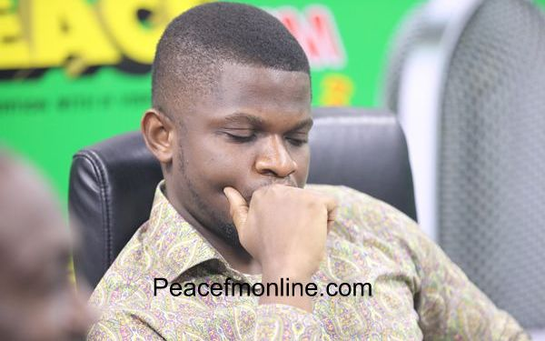 The National Communication Officer of the opposition National Democratic Congress (NDC), Sammy Gyamfi