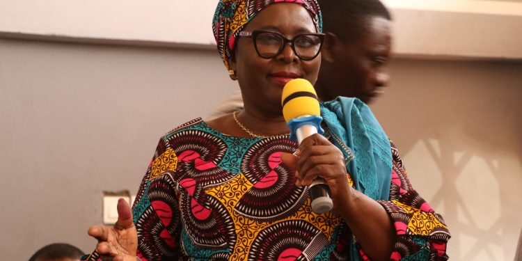 We'll close down markets if traders fail to practice social distancing – Alima Mahama