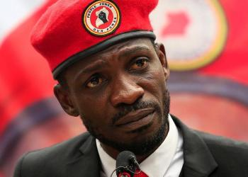 Musician cum Politicians, Robert Kyagulanyi