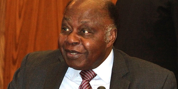 His Excellency Judge Thomas A.Mensah (Late)