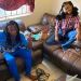 Mugeez of R2bees having fun with MzVee at home