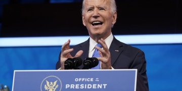 Electoral college confirms Joe Biden's presidential victory