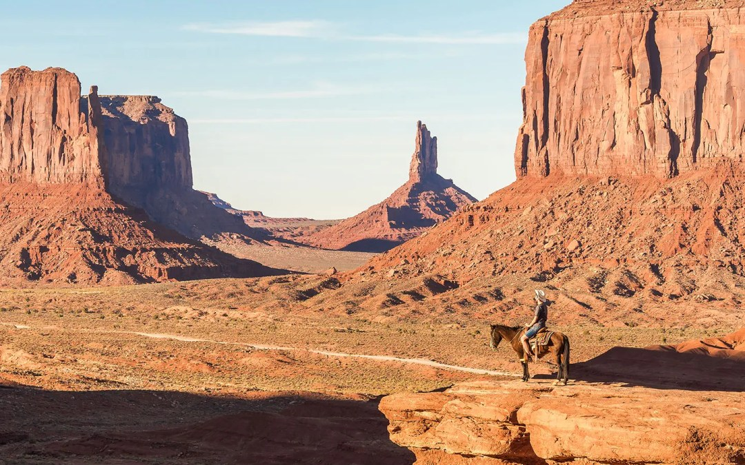 Monument Valley: The Wild West