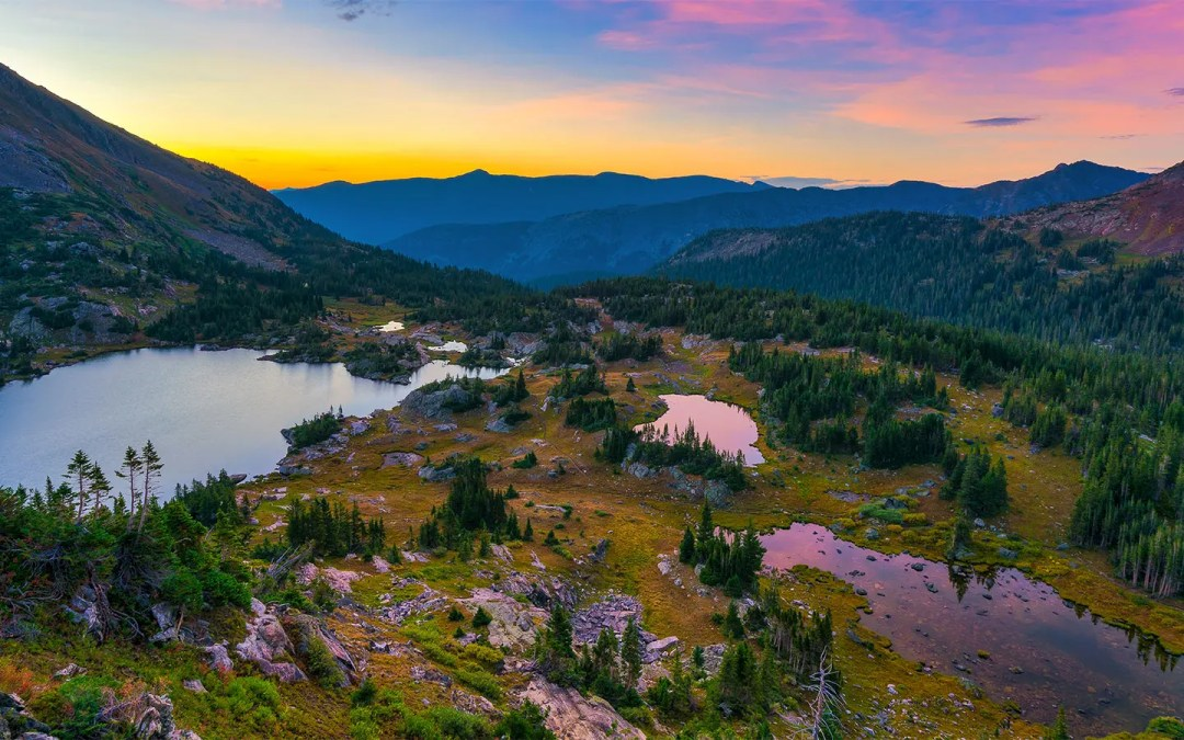 A Quick Overnight Backpack to Missouri Lakes in the Holy Cross Wilderness