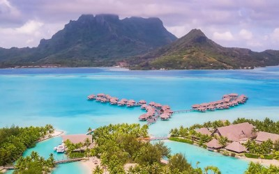 16 Snapshots from Paradise… Pictures of Bora Bora