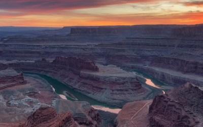 9 Unreal Sunrises & Sunsets from Moab, Utah