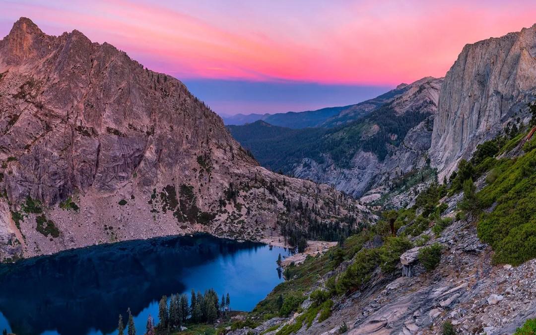 High Sierra Trail Day 3 (Part 1) – Hamilton Lake to Kaweah Gap