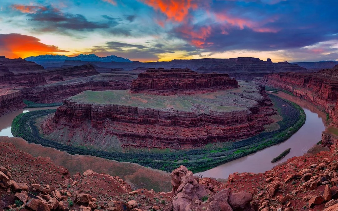 Chasing Some Epic Shots in Moab, Utah