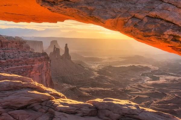 Mesa Arch Sunrise Moab Utah Fine Prints Wall Art
