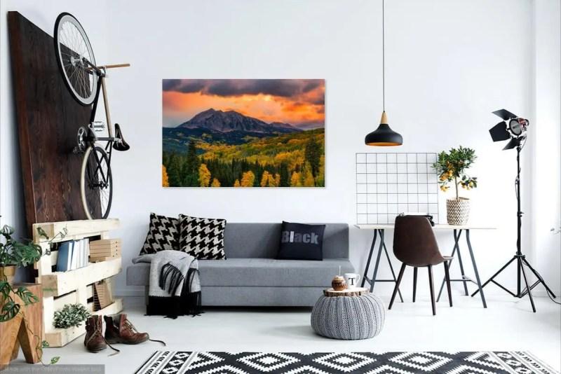 Kebler Pass Colorado Fine Prints Wall Art