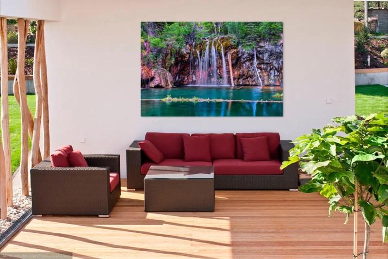 Hanging Lake Colorado Fine Prints Wall Art