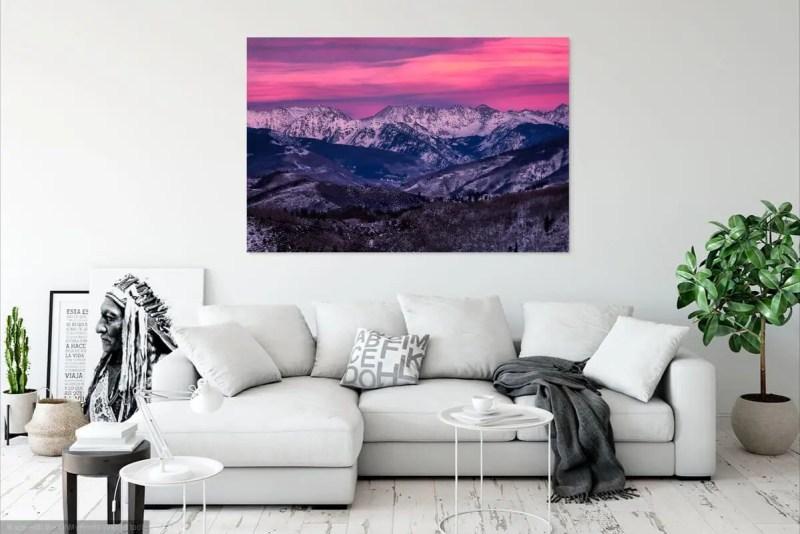 Gore Range Vail Colorado Fine Prints Wall Art