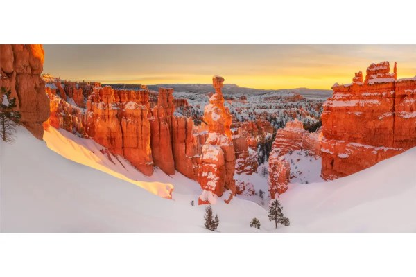 Thor's Hammer Panorama Utah Shop Fine Prints Wall Art