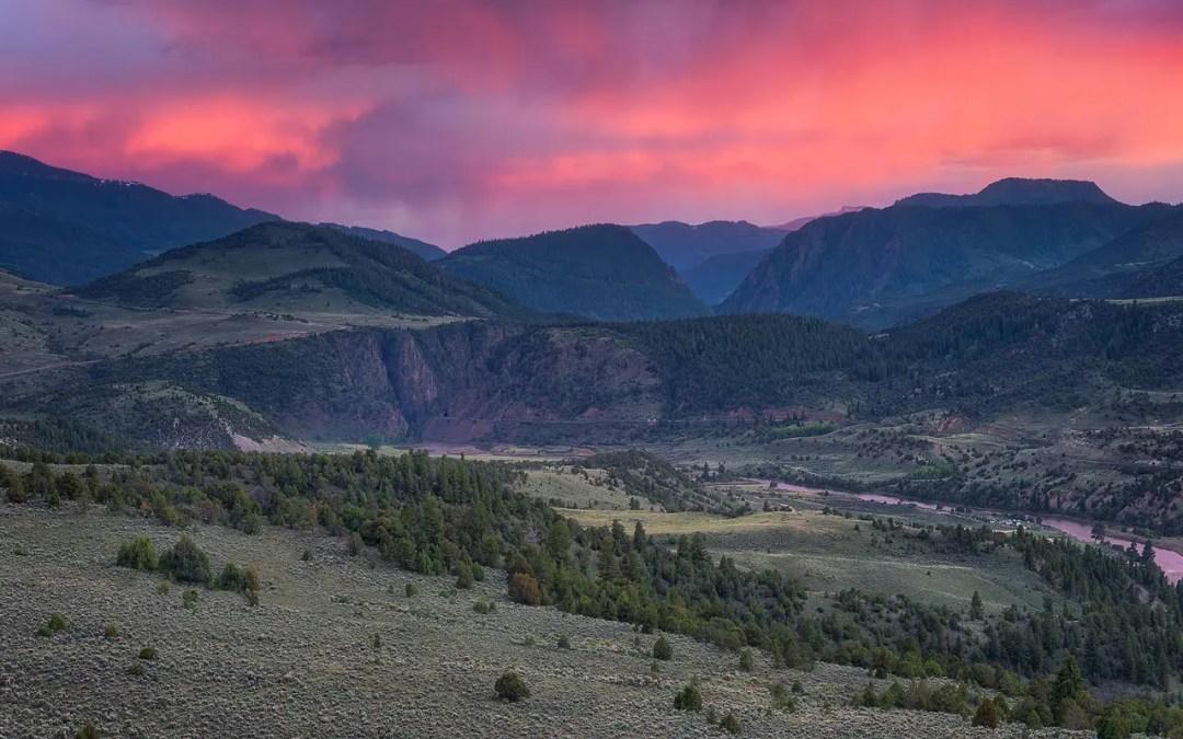 Exploring the Upper Colorado River