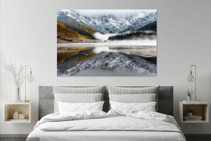 Moody Piney Lake Vail Colorado Fine Prints Wall Art