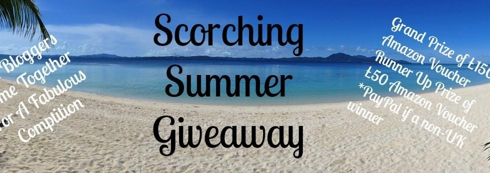 the scorching summer giveaway is with one frazzled mum
