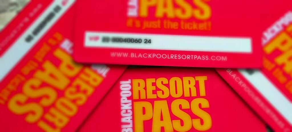 picture of blackpool resort passes for a staycation in blackpool