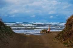Chirihama beach spiaggia2