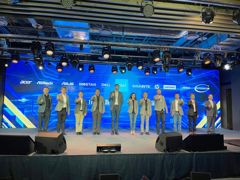 intel 第11代桌上處理器上市  11家國內外電腦大廠公開最新產品