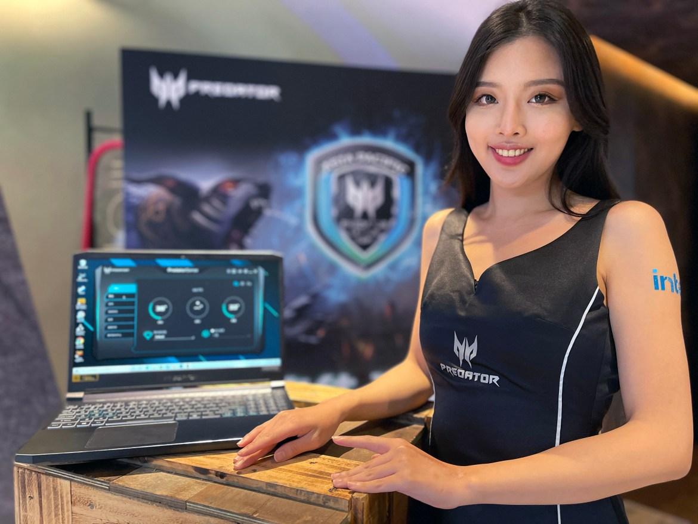 宏碁啟動首屆虛擬賽車聯賽!同時發表Predator Helio 300與新款NITRO 5電競筆電