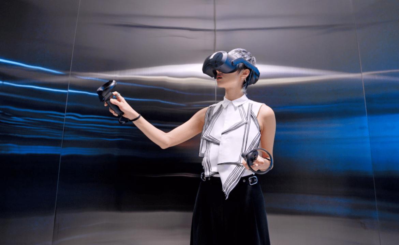 VIVE Focus 3與VIVE Pro 2 VR發表!虛擬實境世界細膩更高、更寬廣