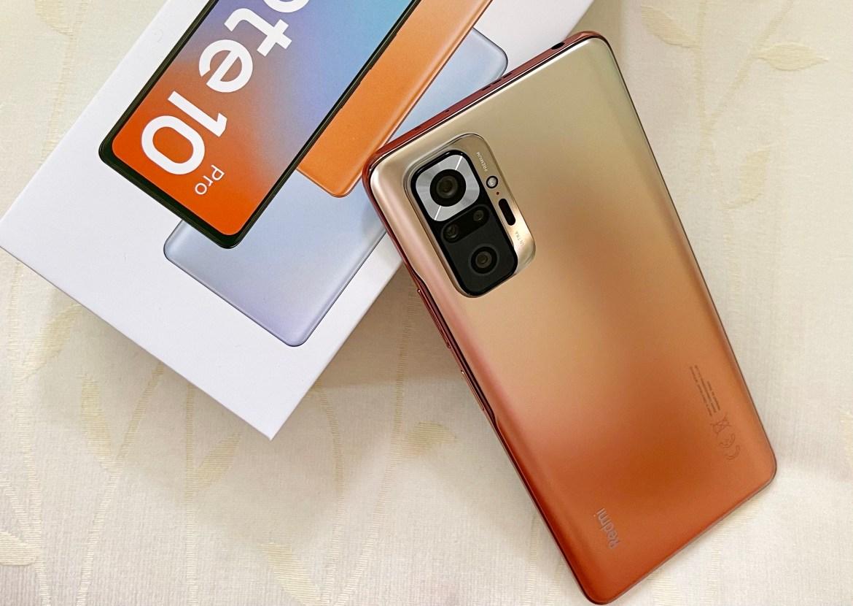 紅米Note 10 Pro開箱實測:不支援5G  但螢幕拍照是亮點
