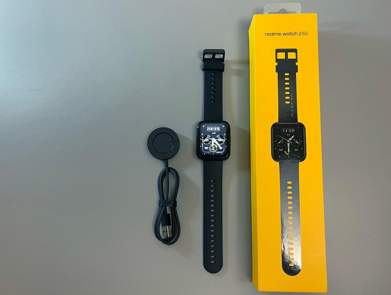 realme Watch 2 Pro開箱動手玩:2500元以下高CP值智慧表