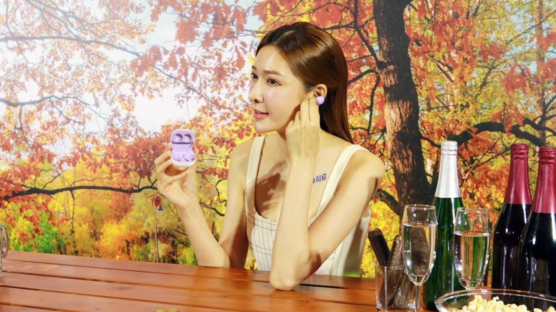 三星真無線藍牙耳機 Galaxy Buds 2簡單玩:ANC有感降噪
