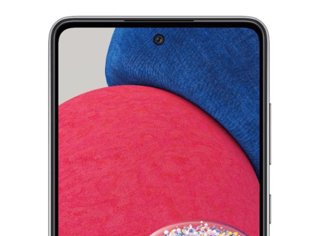 加強版的防水豆豆機Galaxy A52s 5G自拍鏡頭維持不變