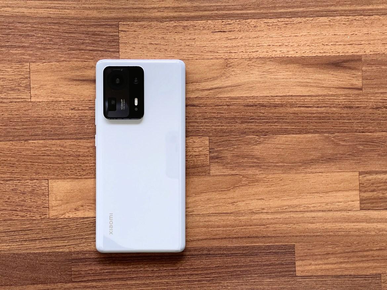 小米MIX4 影青版開箱實測:全螢幕手機完全型態