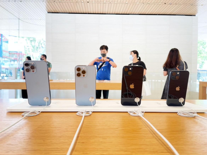 iPhone 13 系列實測電力大升級!13 Pro Max測試最長可用28小時