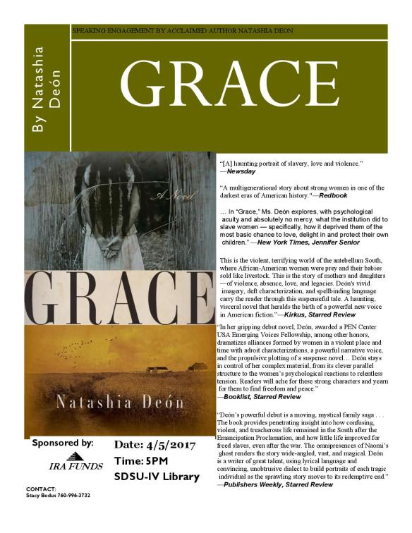 grace flyer