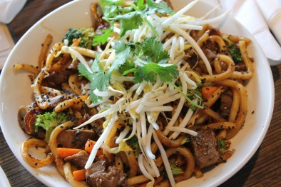 Noodles & Co https://onegirlstasteonlife.wordpress.com/2015/04/10/use-your-noodle/