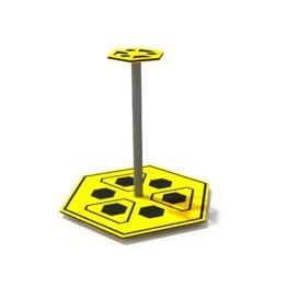 Moonwalk Spinner