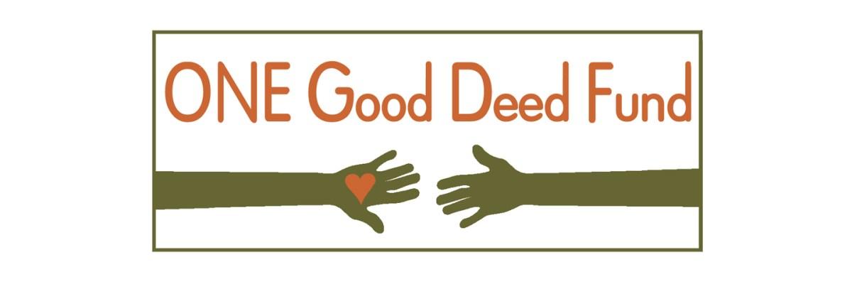 ONE Good Deed Fund Logo
