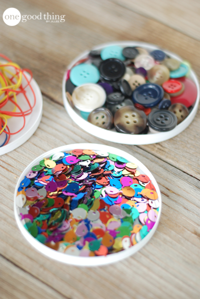40 Clever Ways To Reuse Plastic Lids One Good Thing By