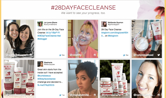 My 28-Day Skin Care Challenge · One Good Thing By Jillee