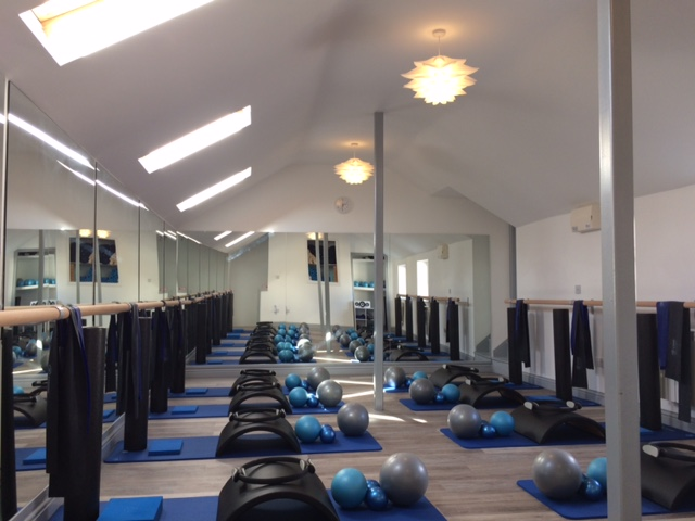 Why we bothered creating a Pilates space